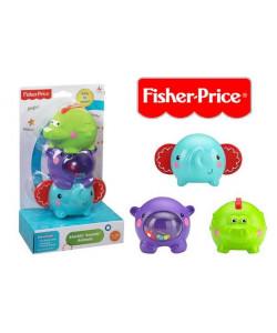Mattel Fisher Price Skládací zvířátka