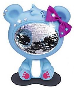 Zequins Flitrová panenka - modrá