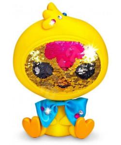 Zequins Flitrová panenka - žlutá