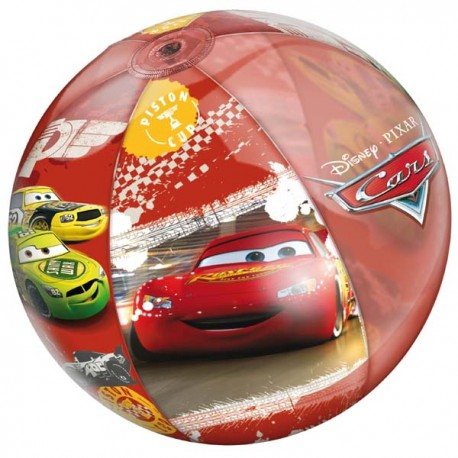 Nafukovací míč Cars d.50 cm