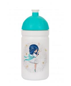 R&B Zdravá lahev® Dívka s mašlí 0,5l