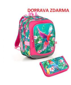 Školní batoh Topgal ENDY 18001 G SET SMALL
