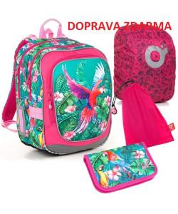 Školní batoh Topgal ENDY 18001 G SET LARGE