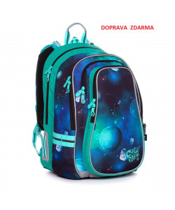 Školní batoh Topgal LYNN 20019 B DOPRAVA ZDARMA