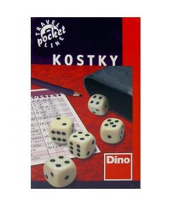 Dino Klasické bodové kostky