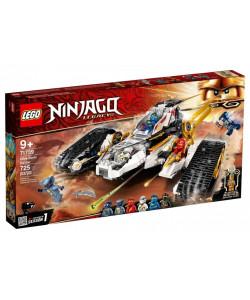 LEGO® NINJAGO™ 71739 Nadzvukový útočník