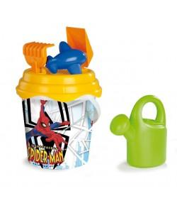 Smoby Kyblíček Spiderman s konvičkou a přísl., vel