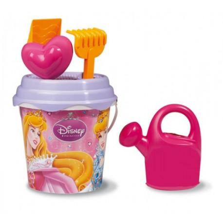 SMOBY-Kyblíček s konvičkou Princesses a přísl.
