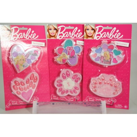 Barbie Kosmetická sada malá + nehty