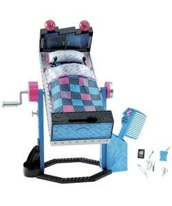 Monster High nábytek - postel - Frankie Stein T8009