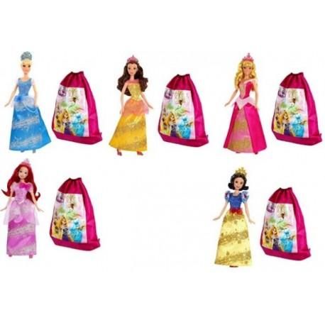 Disney WD Zářící princezna + batoh zdarma