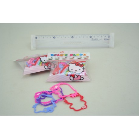Hello Kitty-náramky Bandz Pack 12ks