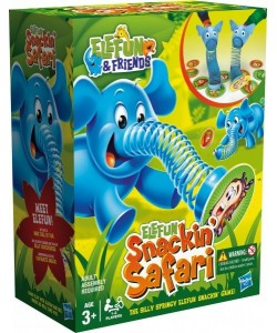 Hasbro Společenská hra Snackin Safari