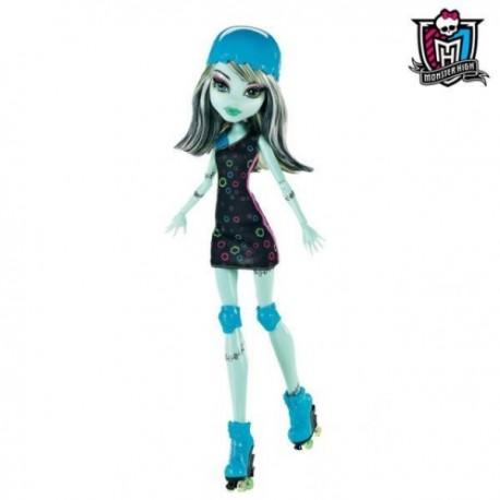 Panenka Monster High FRANKIE STEIN sportovní