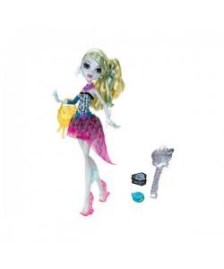 Panenka Monster High příšerka - Lagoona Blue