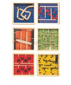 Woody Labyrint 12x12