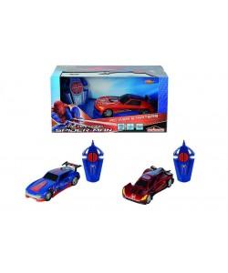 Spiderman RC Starter Series, 1kan,- modrý
