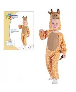 Kostým dětský Žirafa 3-4 roky
