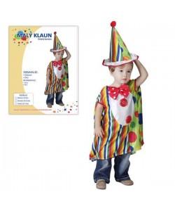 Kostým dětský Klaun 3-4roky
