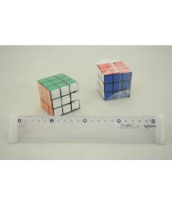 Rubikova kostka barevná
