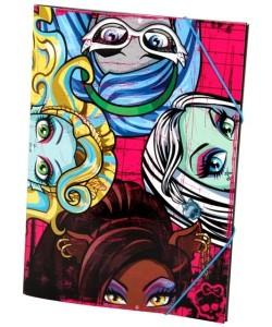 Monster High - Desky na sešity 32x23,5