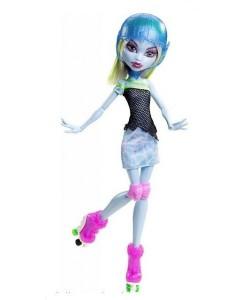 Panenka Monster High příšerka sportovní Abbey Bominable