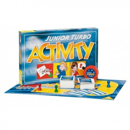 Activity Junior Turbo - spolčenská hra