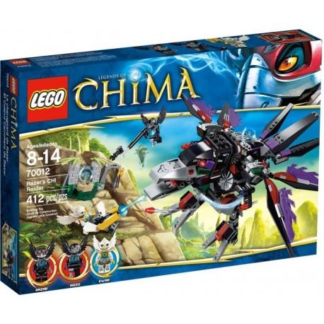LEGO Chima 70012 Razarův CHI dravec