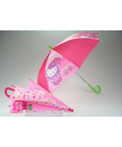 Dětský deštník 38cm Hello Kitty