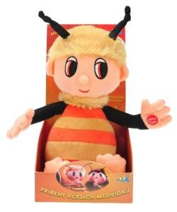 Včelí medvídci Čmelda 29cm plyšový s písničkami