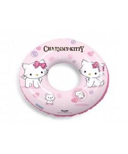 Nafukovací kruh 50 cm Charmmy Kitty MONDO