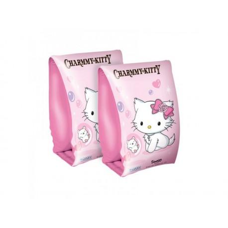 Nafukovací rukávky MONDO 25x15 Charmmy Kitty