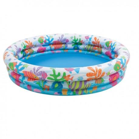 INTEX Bazén kruh 132x28cm