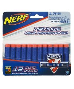 Nerf Elit náhradní šipky 12 ks