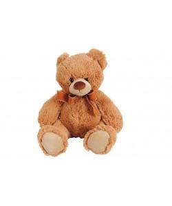 OTTO - Medvěd 22cm s mašlí, sedící