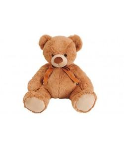 OTTO - Medvěd 35cm s mašlí, sedící