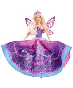 Barbie Vílí princezna Mattel - SLEVA