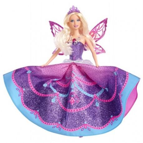Barbie Vílí princezna Mattel