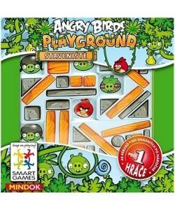Mindok Smart - Angry Birds: Staveniště