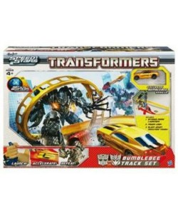 Transformers - dráha
