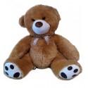 Mac Toys Plyšový medvěd 61 cm - světle hnědý
