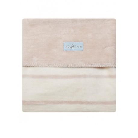 Dětská bavlněná deka Womar 75x100 béžová