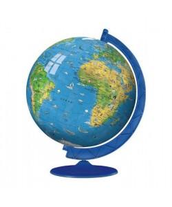 Puzzleball 180 Mapa světa Ravensburger