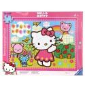 Ravensburger Rámové puzzle Hello Kitty na jarmarku