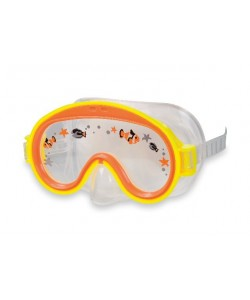 Intex Dětské potápěčské brýle 3-8 let - oranžové