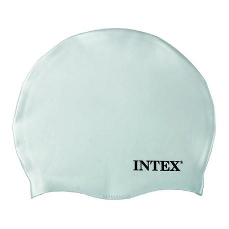 Intex Koupací čepice modrá Věk 8+