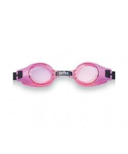Intex Plavecké brýle 3-8 let - růžové