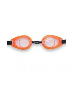 INTEX Plavecké brýle 8+ oranžové