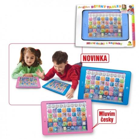 Made Dětský tablet, česko-anglický, 2 barvy