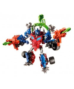 Transformers Construct Bots Transformers s doplňky- Optimu Prime